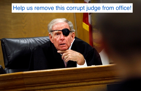 JUDGE STEPHEN V. MANLEY'S OFFICIAL & JUDICIAL MISCONDUCT:
